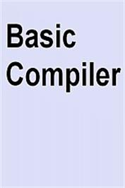 Box cover for Atom Basic Compiler on the Acorn Atom.