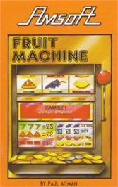 Box cover for Arcade Fruit Machine on the Amstrad CPC.