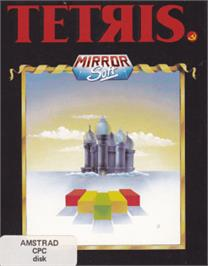 Box cover for Artist on the Amstrad CPC.