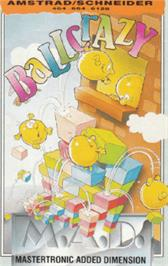 Box cover for Ball Crazy on the Amstrad CPC.