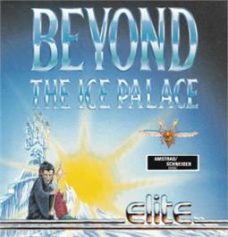 Box cover for Beyond the Ice Palace on the Amstrad CPC.