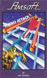 Box cover for Chart Attack on the Amstrad CPC.
