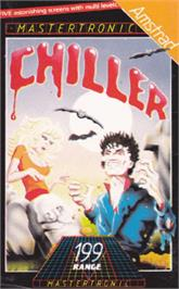 Box cover for Chiller on the Amstrad CPC.