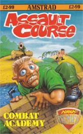 Box cover for Combat Course on the Amstrad CPC.