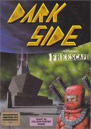 Box cover for Dark Side on the Amstrad CPC.