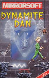 Box cover for Dynamite Dux on the Amstrad CPC.