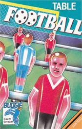 Box cover for F.A Cup Football on the Amstrad CPC.