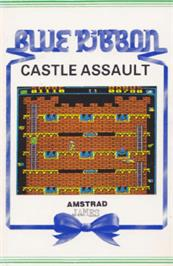 Box cover for Final Assault on the Amstrad CPC.