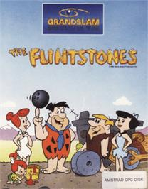 Box cover for Flintstones:  Yabba Dabba Doo on the Amstrad CPC.