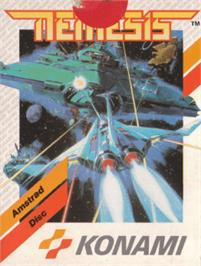 Box cover for Genesis on the Amstrad CPC.