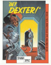 Box cover for Get Dexter on the Amstrad CPC.