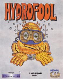 Box cover for Hydrofool on the Amstrad CPC.
