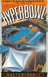 Box cover for Hyper Bowl on the Amstrad CPC.