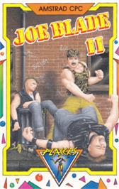 Box cover for Joe Blade 2 on the Amstrad CPC.