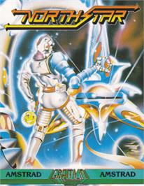 Box cover for NorthStar on the Amstrad CPC.