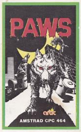 Box cover for Pathways on the Amstrad CPC.