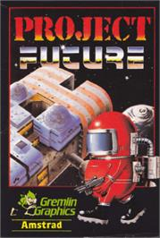 Box cover for Project Neptune on the Amstrad CPC.