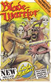 Box cover for Rad Warrior on the Amstrad CPC.