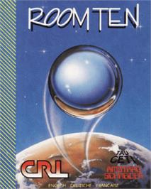 Box cover for Room Ten on the Amstrad CPC.