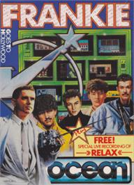 Box cover for Seymour Goes to Hollywood on the Amstrad CPC.