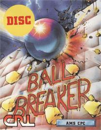 Box cover for Spellbreaker on the Amstrad CPC.