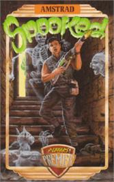 Box cover for Spooked on the Amstrad CPC.