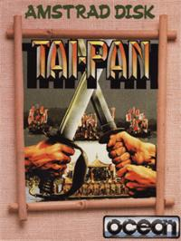 Box cover for Taipan on the Amstrad CPC.