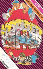 Box cover for Tower Toppler on the Amstrad CPC.