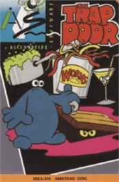 Box cover for Trap Door on the Amstrad CPC.