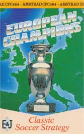 Box cover for We Are the Champions on the Amstrad CPC.