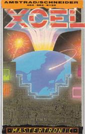 Box cover for Xcel on the Amstrad CPC.