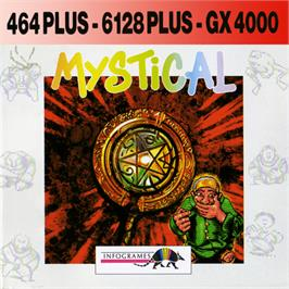 Box cover for Mystical on the Amstrad GX4000.