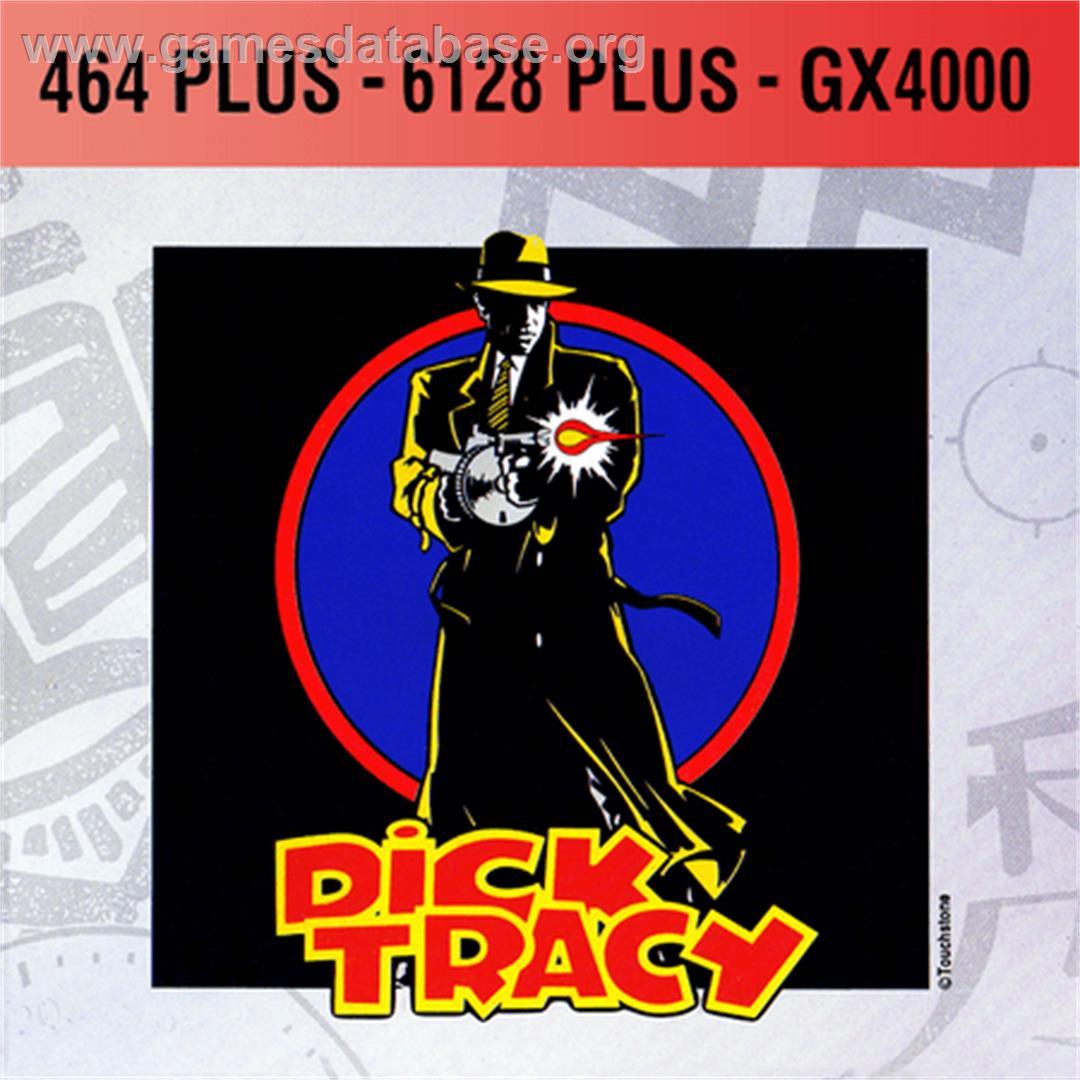Dick Tracy - Amstrad GX4000
