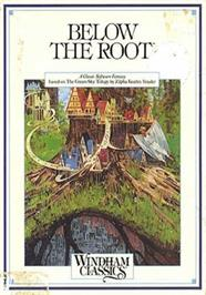 Box cover for Below the Root on the Apple II.
