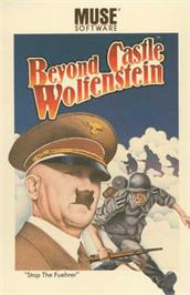 Box cover for Beyond Castle Wolfenstein on the Apple II.