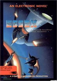 Box cover for Essex on the Apple II.