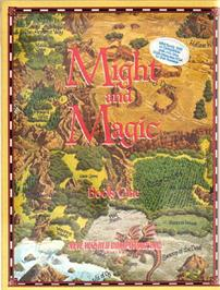 Box cover for Might and Magic 2: Gates to Another World on the Apple II.