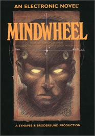 Box cover for Mindwheel on the Apple II.