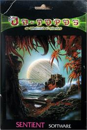 Box cover for Oo-Topos on the Apple II.