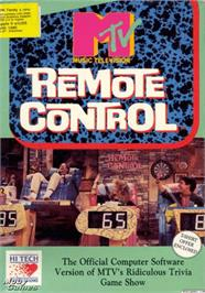 Box cover for Remote Control on the Apple II.
