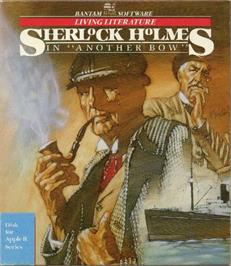 Box cover for Sherlock Holmes: Another Bow on the Apple II.