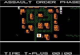 In game image of Guild of Thieves on the Apple II.