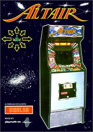 Advert for Altair on the Arcade.