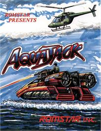Advert for Aqua Jack on the Arcade.