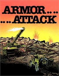 Advert for Armor Attack on the Arcade.