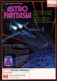 Advert for Astro Fantasia on the Arcade.