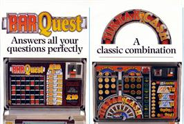 Advert for Barquest on the Arcade.