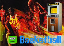 Advert for Basketball on the Arcade.
