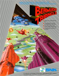 Advert for Bermuda Triangle on the Arcade.