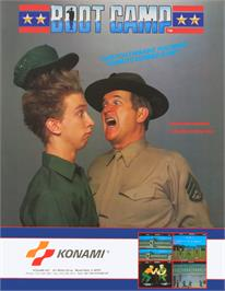 Advert for Boot Camp on the Commodore 64.